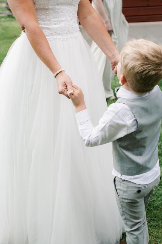 brud med brudnäbb bröllop gotland