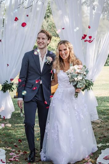 nygifta bröllop gotland