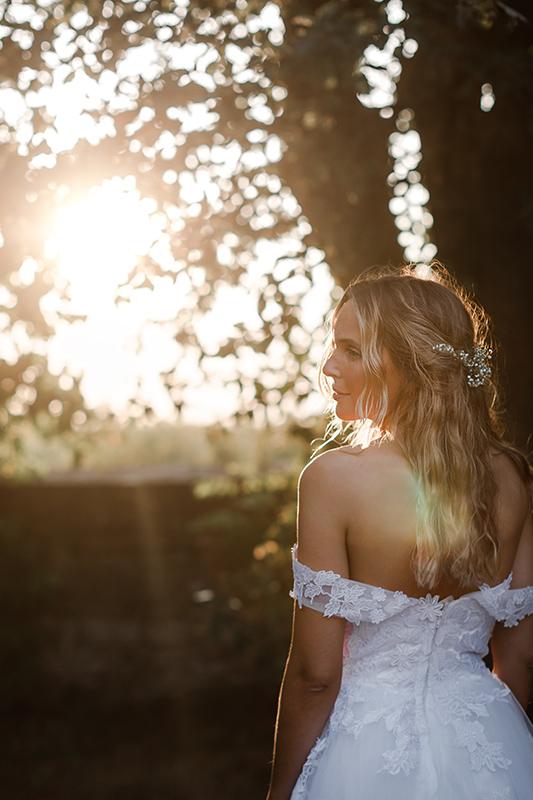 golden hour bröllopsfotografering grå gåsen burgsvik