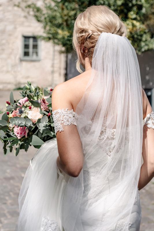 brud bröllop gotland